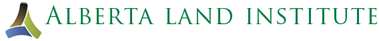 logo Alberta Land Institute