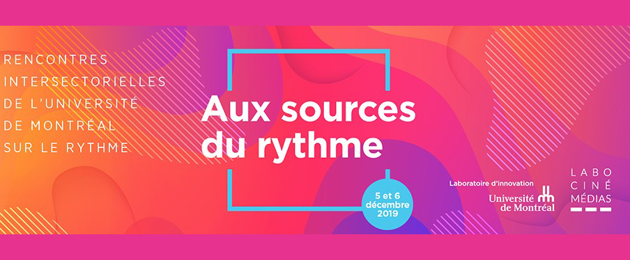 On December 5-6, the Université de Montréal will bring together students and scholars from Montréal's universities to discuss the essential role of rhythm in various disciplines.