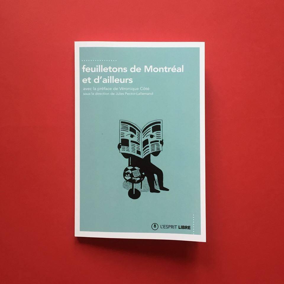 collectifs de feuilletonistes du Département de sociologie de l'Université de Montréal - @Julien Posture