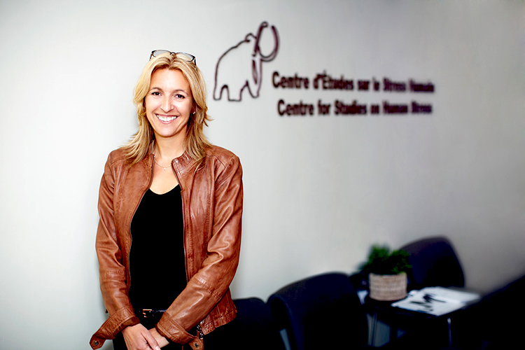 Lancé en 2004, le CESH a suivi sa fondatrice lorsqu'elle a été recrutée par l'Institut de recherche universitaire en santé mentale de Montréal en 2008 et s'est révélé non seulement un formidable outil de transfert des connaissances, mais aussi une source d'inspiration importante pour la recherche. - © Université de Montréal