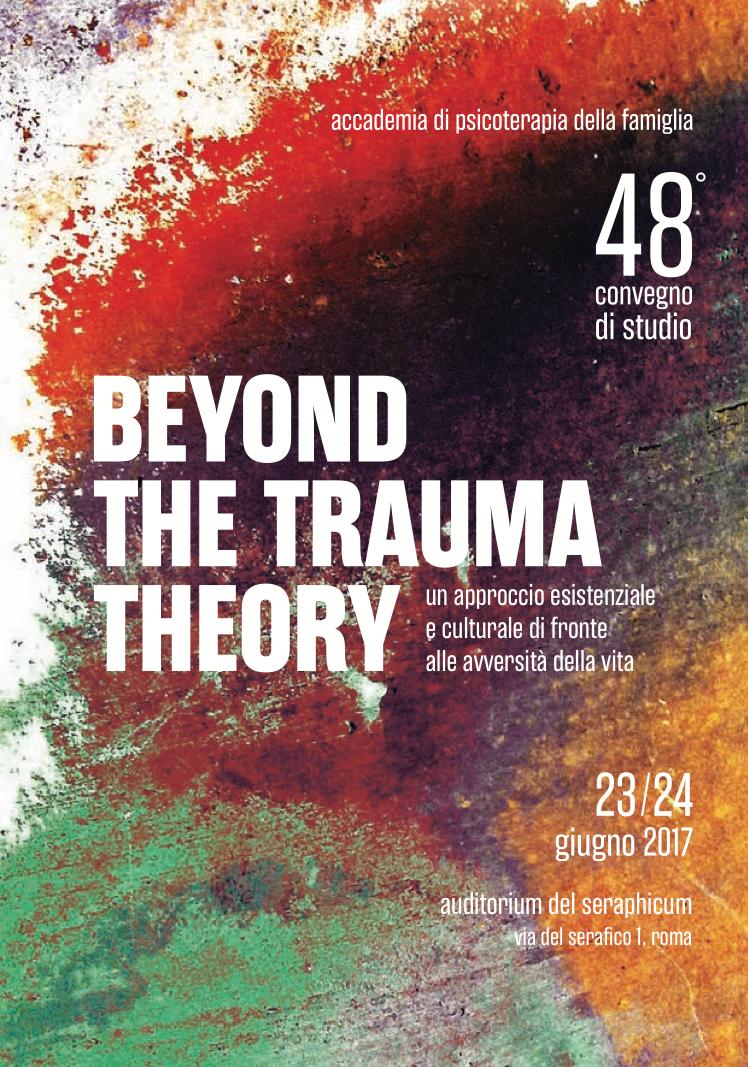 48o Convegno di Studio - Roma, Italia - Vincenzo Di Nicola/Acccademia di Psicoterapia della Famiglia