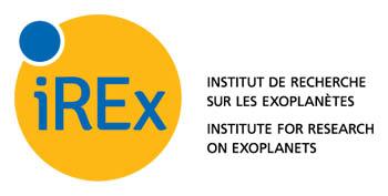 L'iREx, a été mis sur pied à l'initiative de la Faculté des arts et des sciences de l'UdeM et compte actuellement plus d'une vingtaine de chercheurs. À maturité, on prévoit en recruter jusqu'à 50. Les chercheurs de l'IREx travaillent en étroite collaboration avec leurs collègues de l'Université McGill, ayant pour objectif de faire de la métropole un pôle mondial de la recherche sur les exoplanètes.