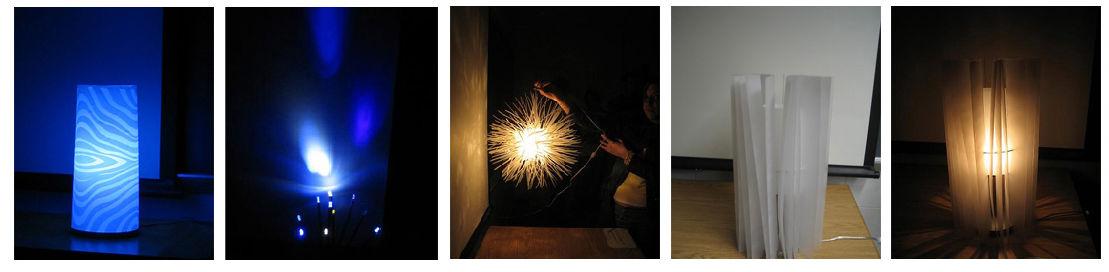 Le groupe de recherche en illumination et design (GRID), en collaboration avec son Laboratoire FORME – COULEUR – LUMIÈRE (FoCoLUM), a pour objectif de promouvoir l'étude des relations complexes entre les formes, les couleurs et la lumière dans divers environnements intérieurs et extérieurs. - © GRID