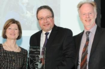 Le laboratoire Viscogliosi en génétique moléculaire des maladies musculo-squelettiques du Centre de recherche du CHU Ste-Justine fait partie des lauréats 2012 du Premio Venezia de la Chambre de commerce italienne au Canada. - GénomeQuébec